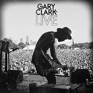 CD Cover for Gary Clark Jr.'s LIVE CD